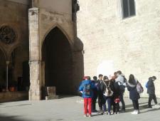 Sortida a la Barcelona medieval